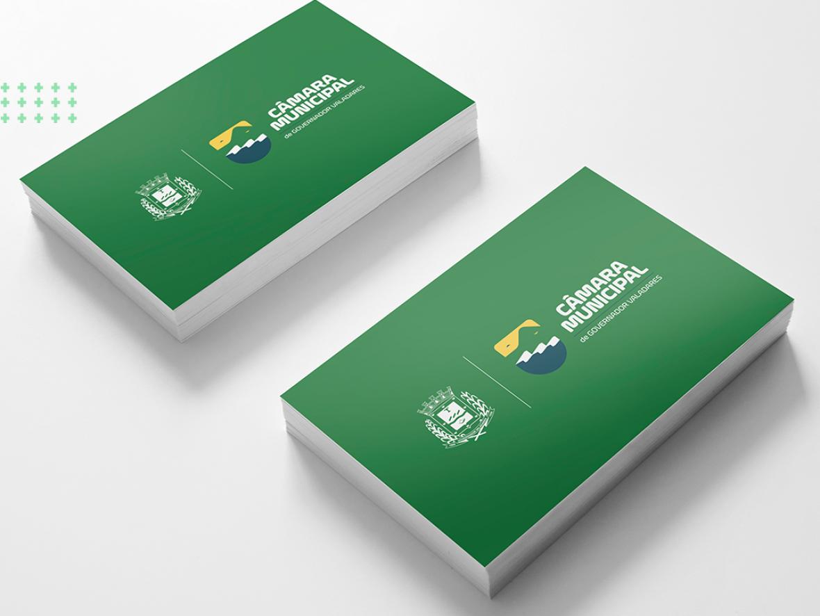 camara governamental identidade visual institucional Logotipo