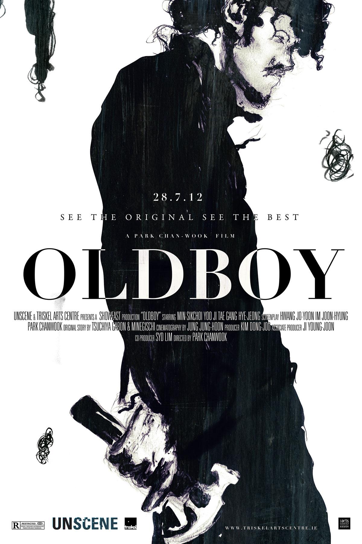 Movies Oldboy lettherightonein Girlwiththedragontattoo
