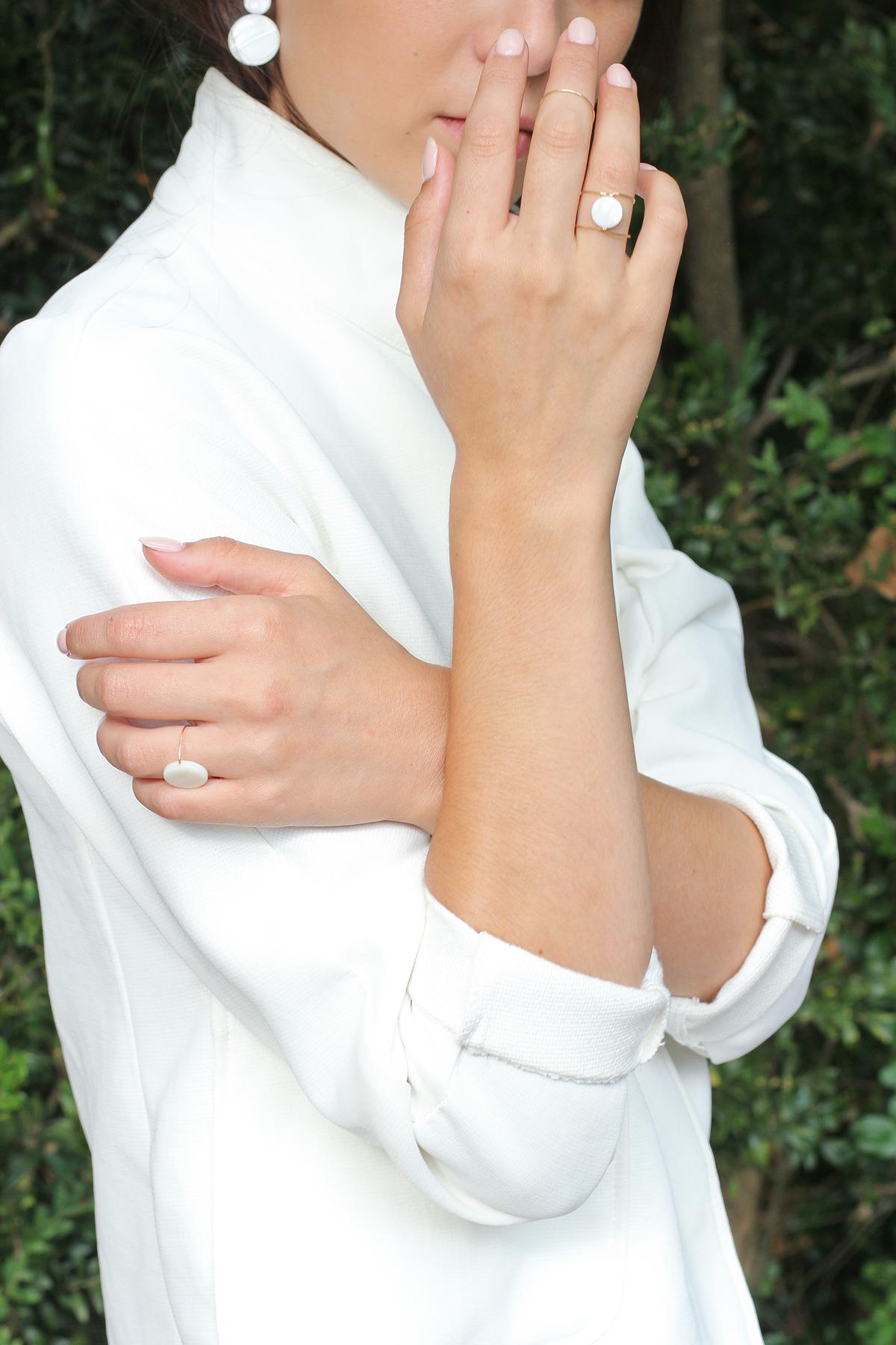 Mila Marin marion may Photography  Lisbon jewelry garden art direction