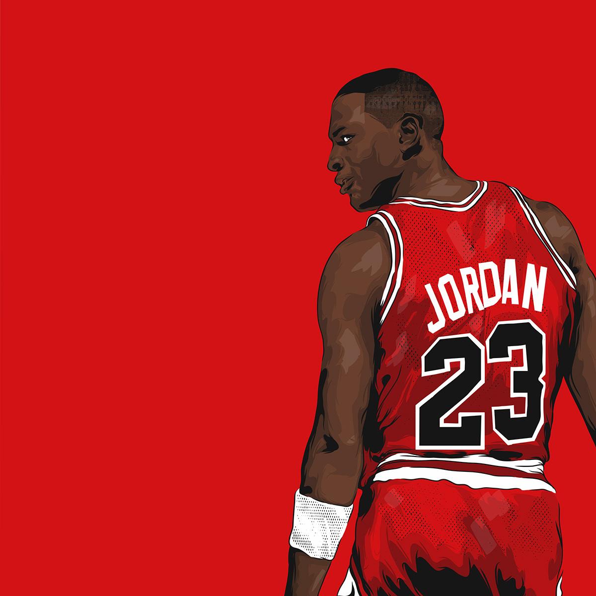 MJ THE GOAT on Behance
