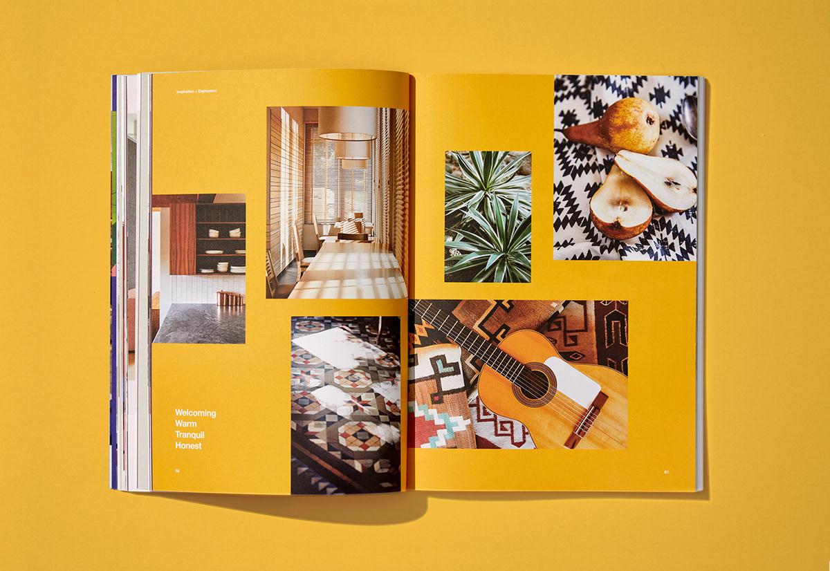 brand book publication graphic design  print Variable Printing publication design brand book