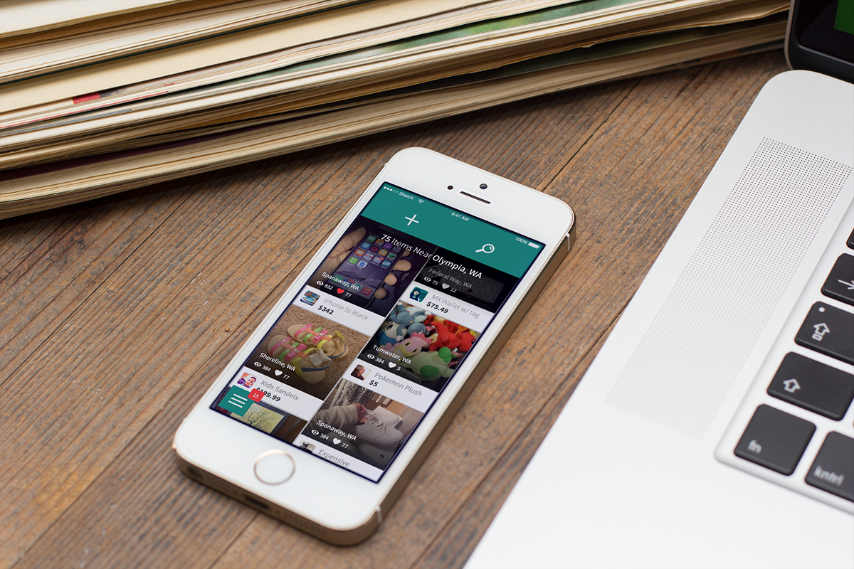 OfferUp App Redesign on Behance