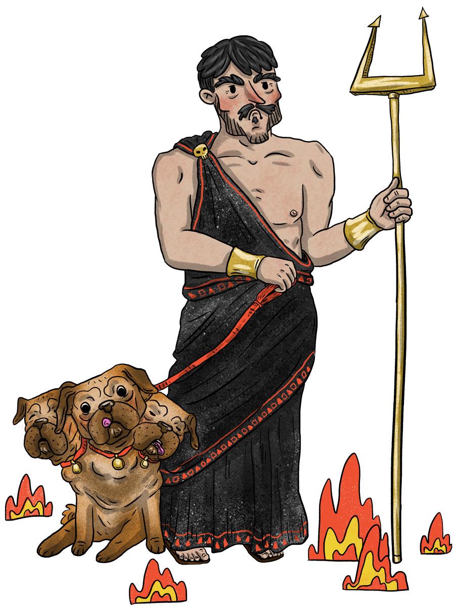 greek gods greek mythology zeus athena Apollo medusa Dionysus hades poseidon