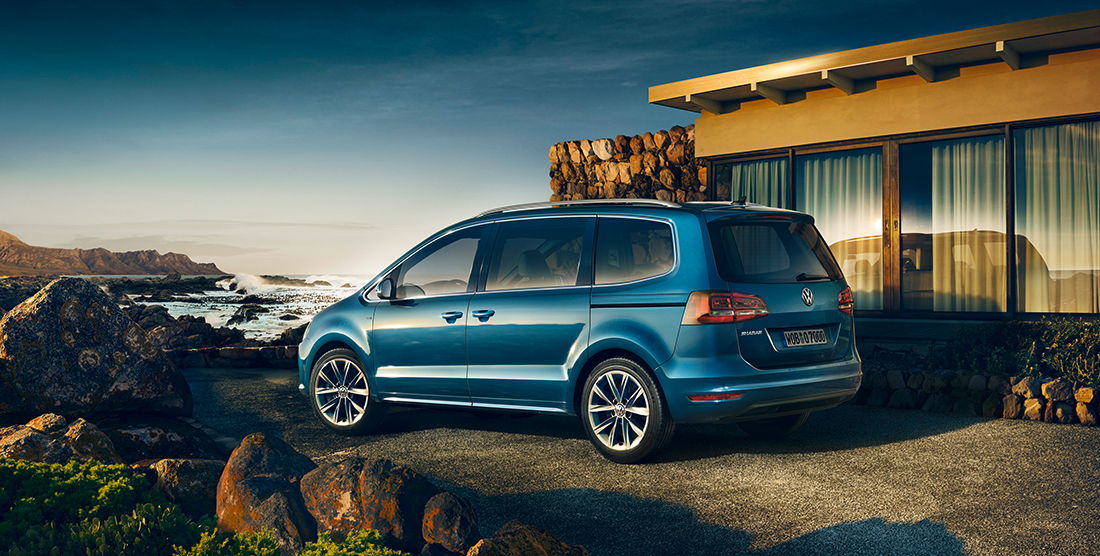 volkswagen sharan on behance. Black Bedroom Furniture Sets. Home Design Ideas