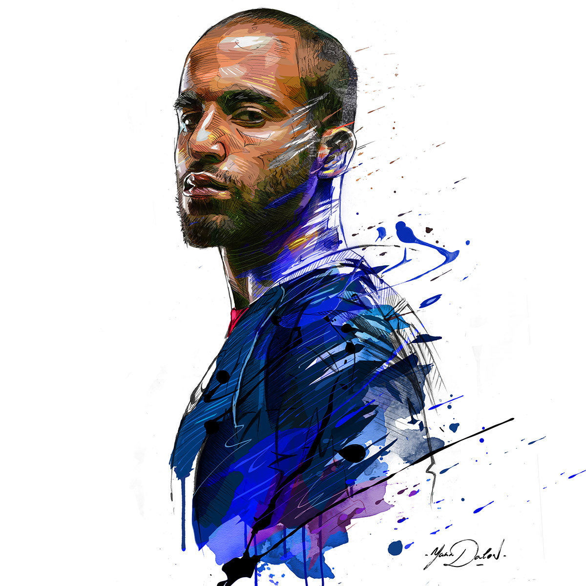 Lucas Moura On Behance
