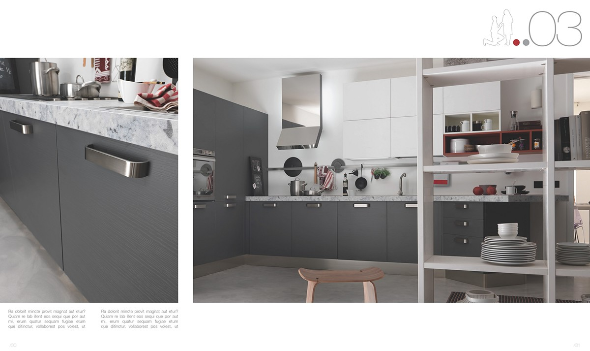 Record Cucine Catalogo. Cucine Moderne Economiche Fresh Cucine ...