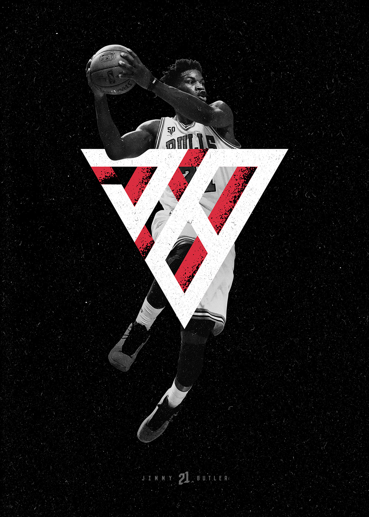 Jimmy Butler Brand On Behance