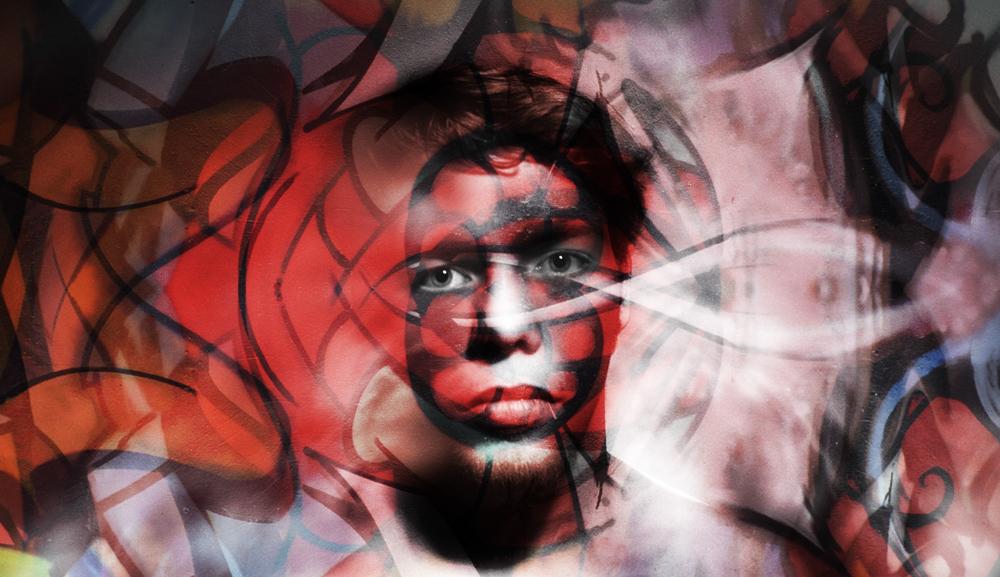 art digital at self Graffiti
