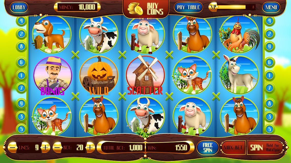 Slots of vegas free bonus