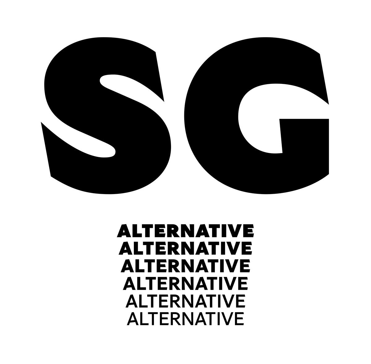 free font Typeface Adam Shrenik type new
