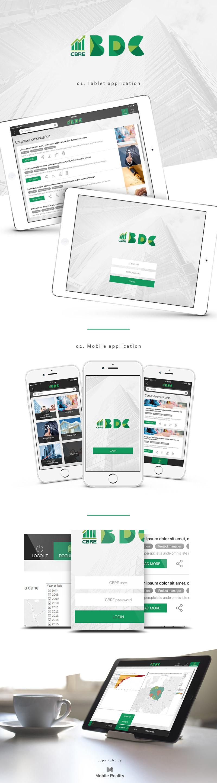 app Mobile app design ui design tablet
