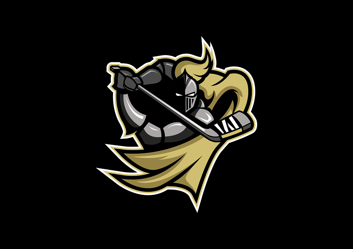 Las Vegas Knights Logo Design On Behance