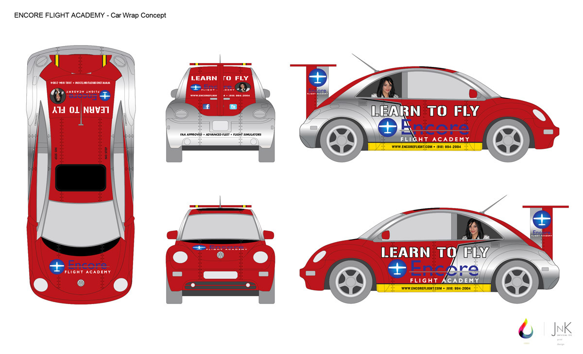 Design car wrap - Car Wrap Concept