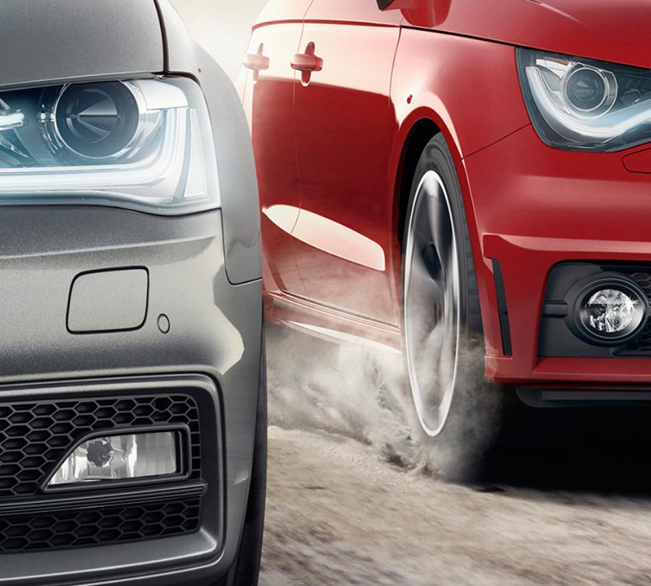 Audi Poster On Behance