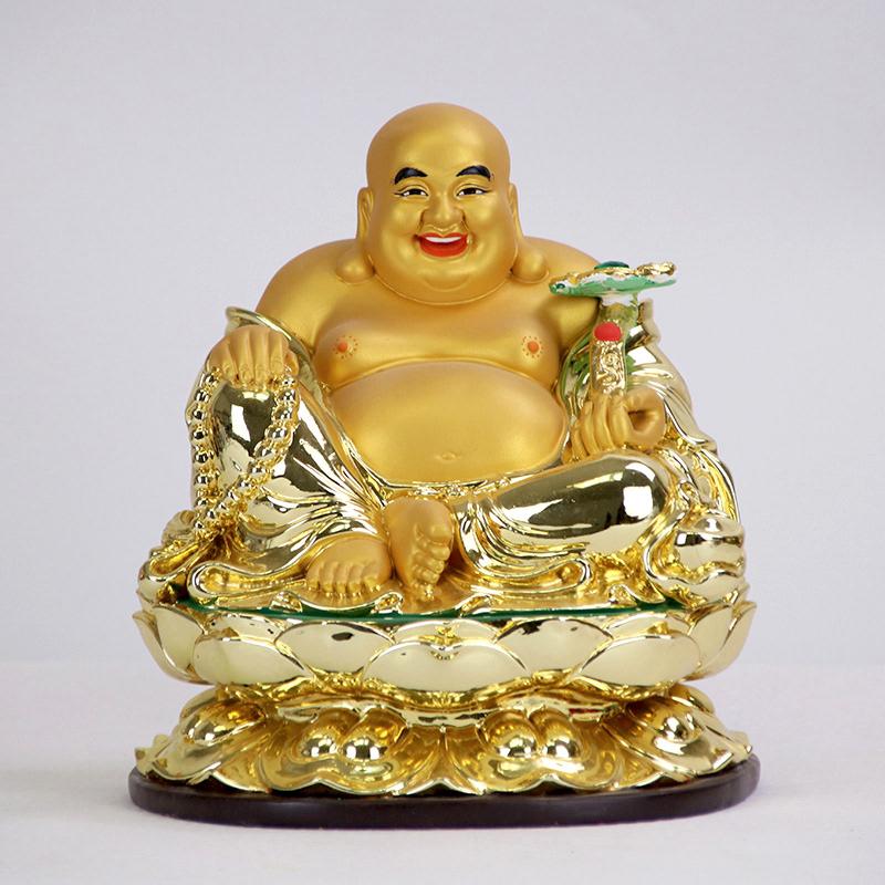 Tượng Phật Di Lặc bằng sứ đẹp
