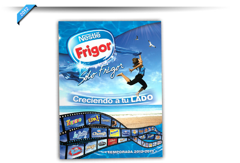 pop Point of Purchase Frigor helados