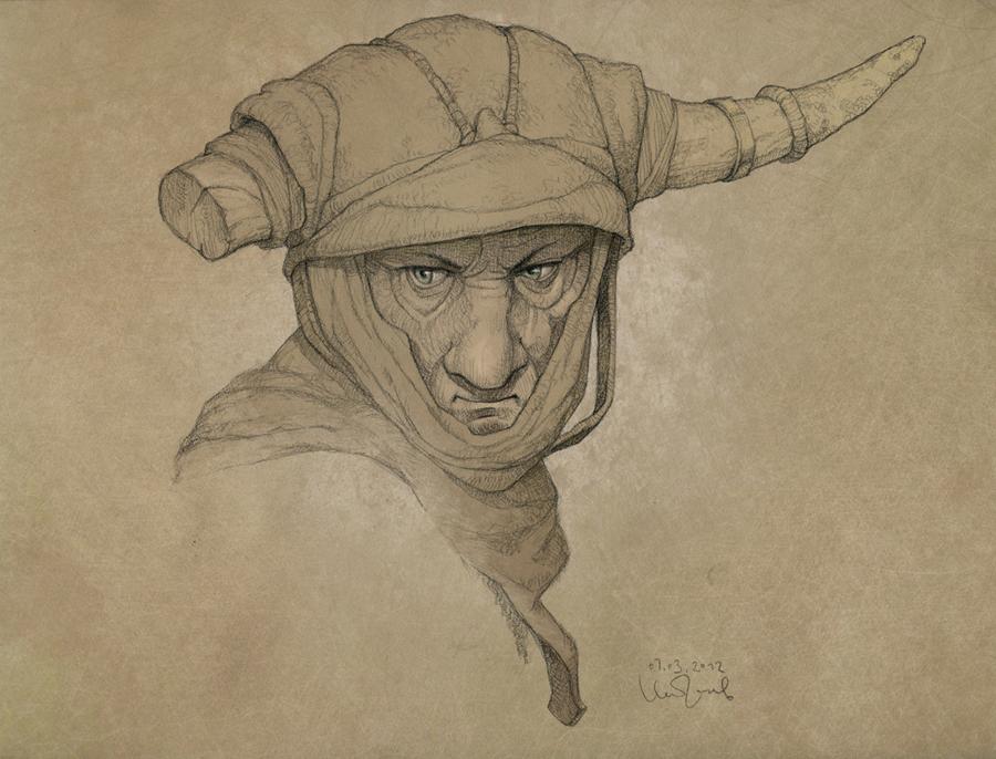 Nomad Art by Penko Gelev