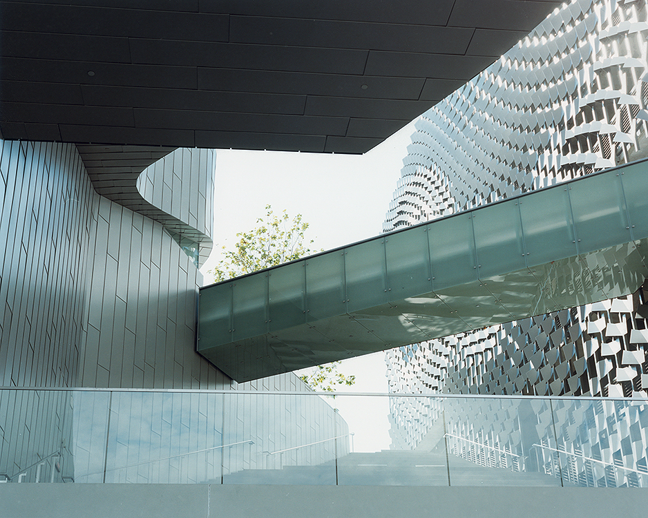 Emerson College Los Angeles, Morphosis Architects