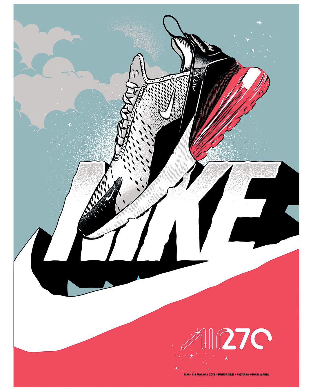 detailed look 53893 137b7 Nike Air Max Day 2018 (Buenos Aires) Posters on Behance