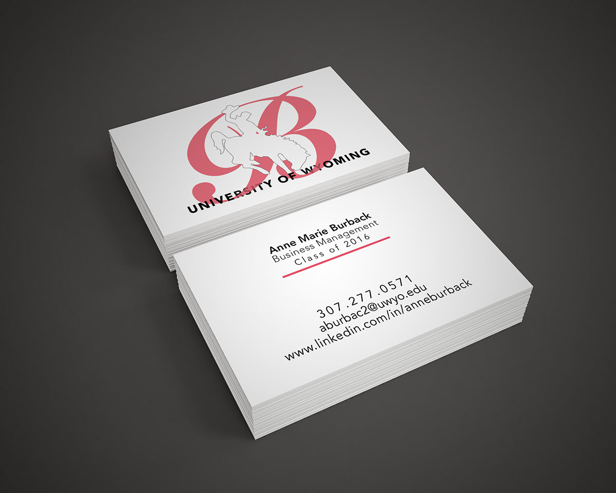 Student Business Card Designs on Behance