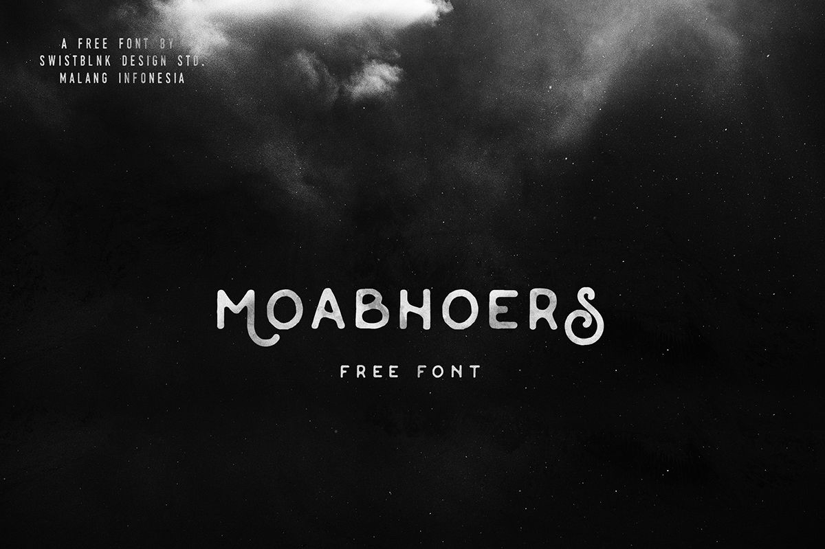 free font fonts type typographer dream bundle commercial use inspiration creative Script brush clean freebies