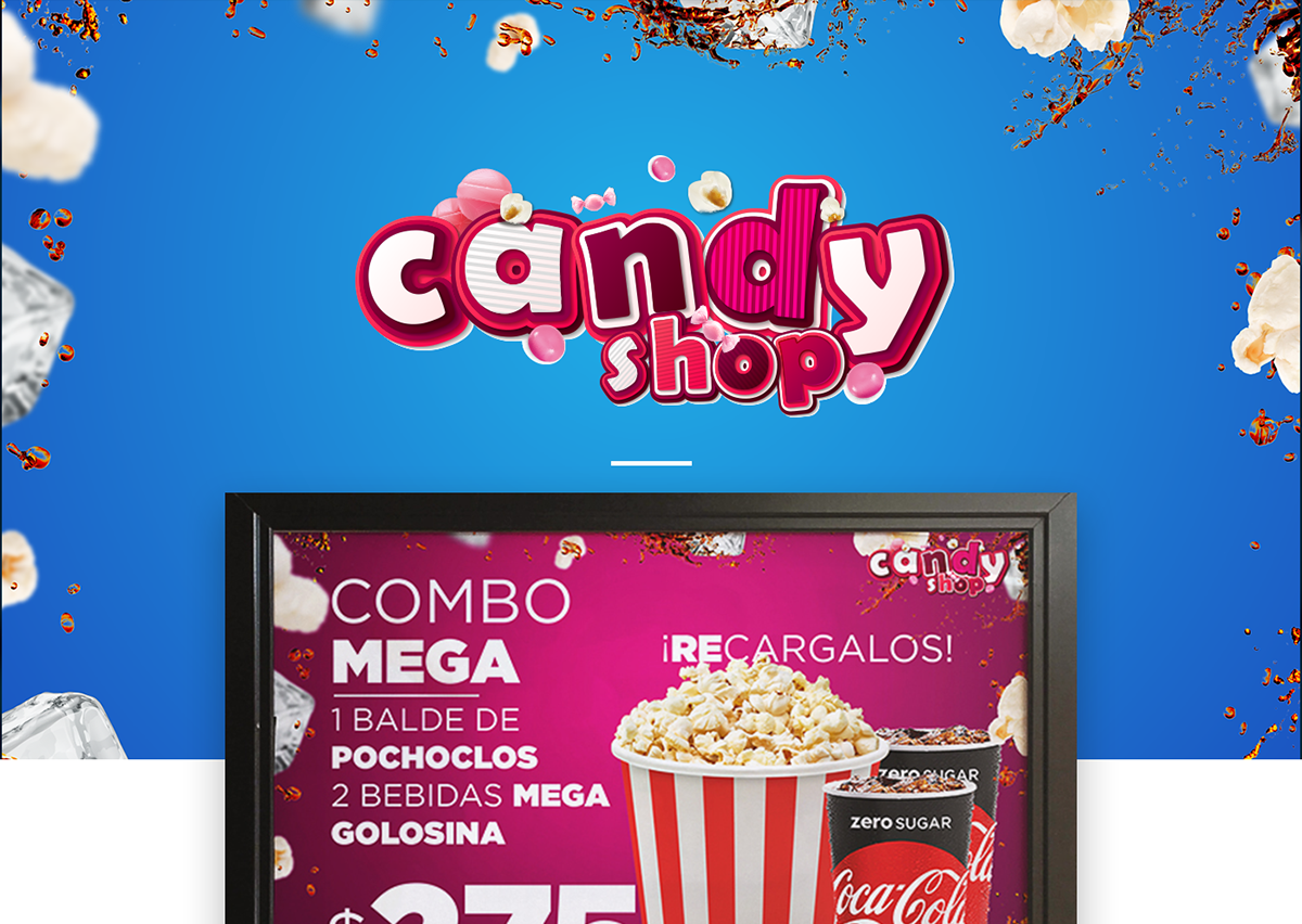 Cinemark Candys Rebrand On Student Show