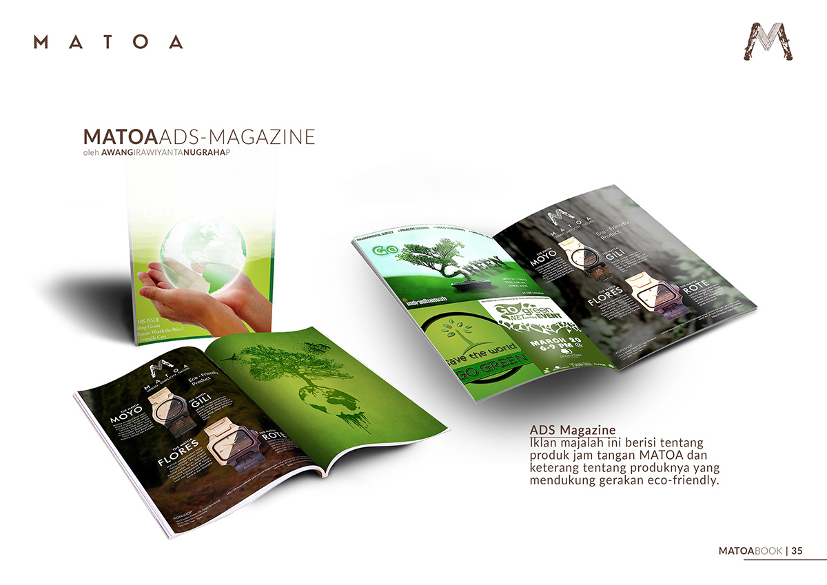 Matoa indonesia book redesign on offline media on pantone canvas collaboration with ccuart Images