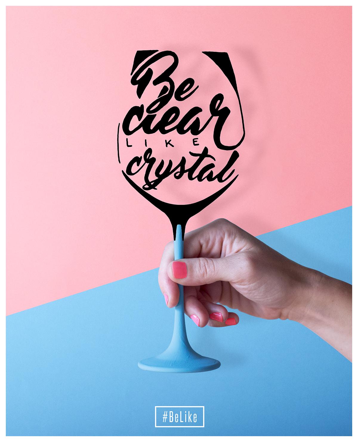 design photo photoshoot lettering handwriting handmade color poster Handlettering set design