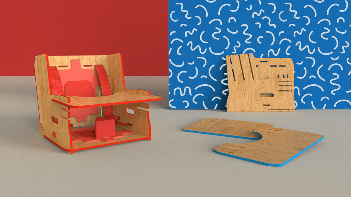 Fit Corner Chair On Student Show