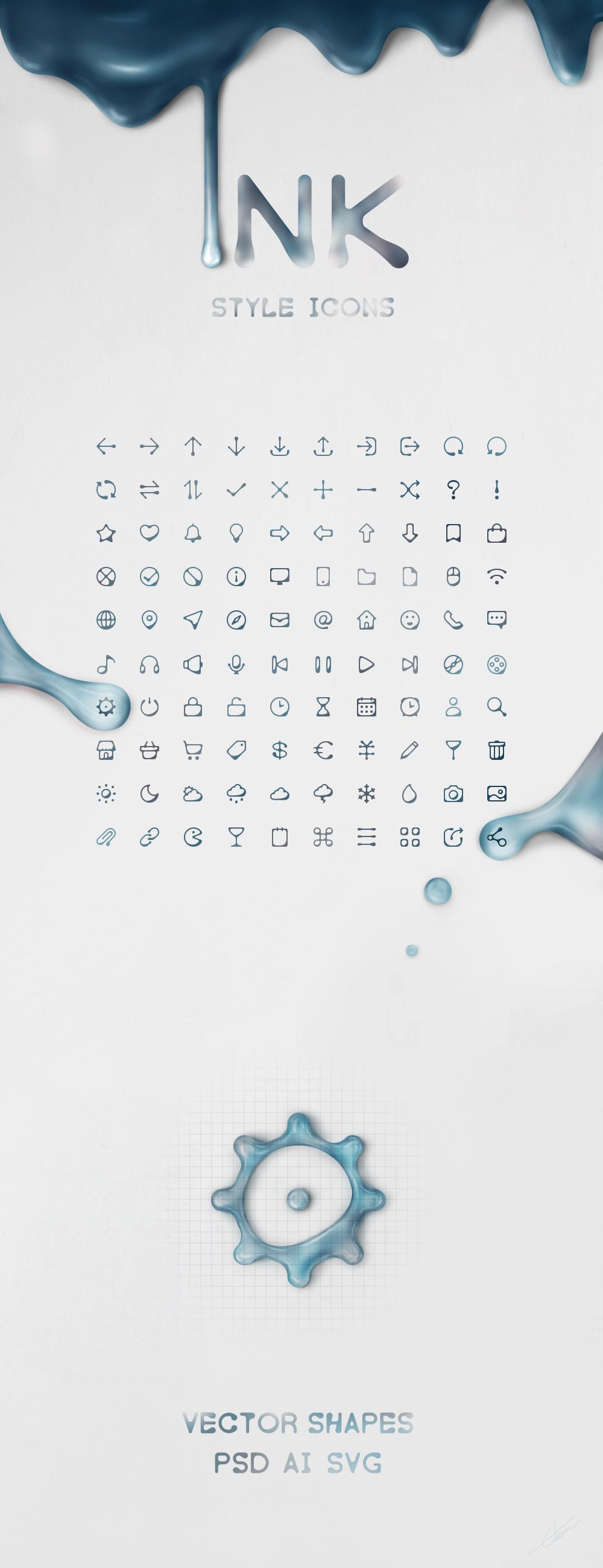 Icon,graphic,design,UI,Liquid,ink,drop,vector,shape,free,download,svg,ai,psd