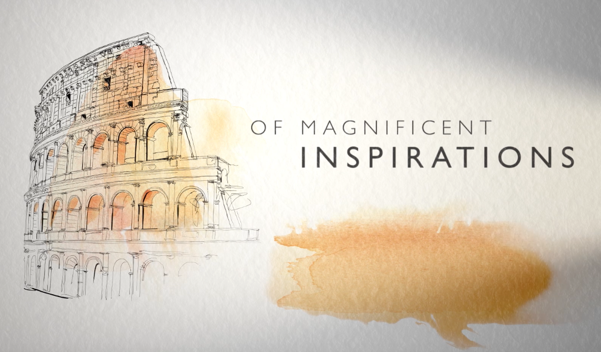 watercolor illustrations for bulgari animation with marco genoneabsolute
