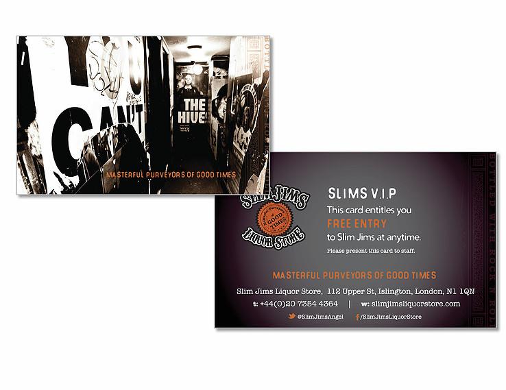 Slim Jims Liquor Store On Behance