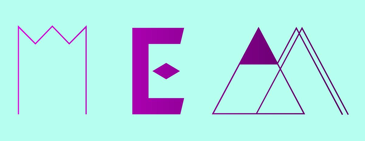 type design typedesign Opentype Type System interactive alternates random shuffle geometric experimental mem font runge Jakob Runge