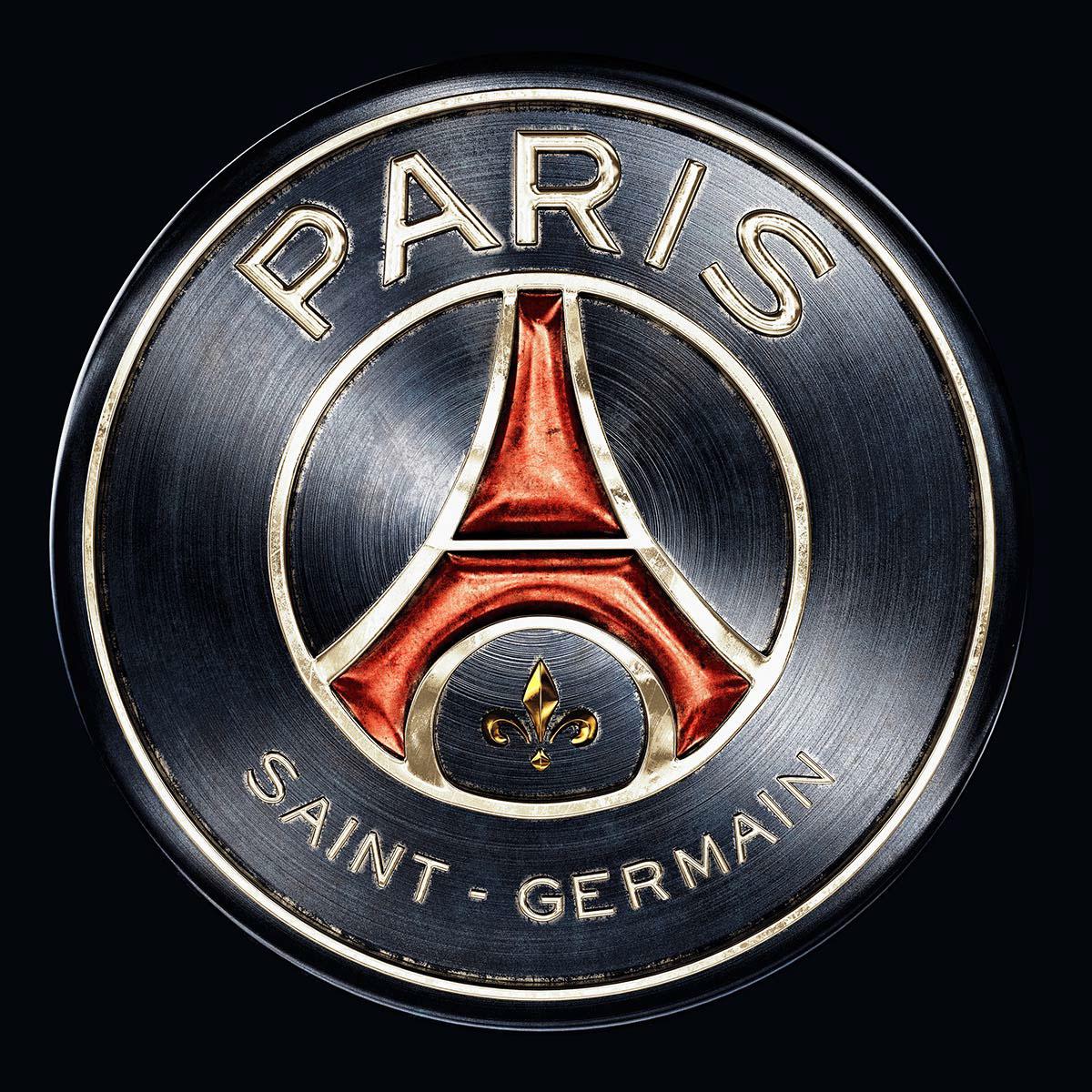 Talisman & Co.   Paris Saint-Germain Badge   Andrei Lacatusu