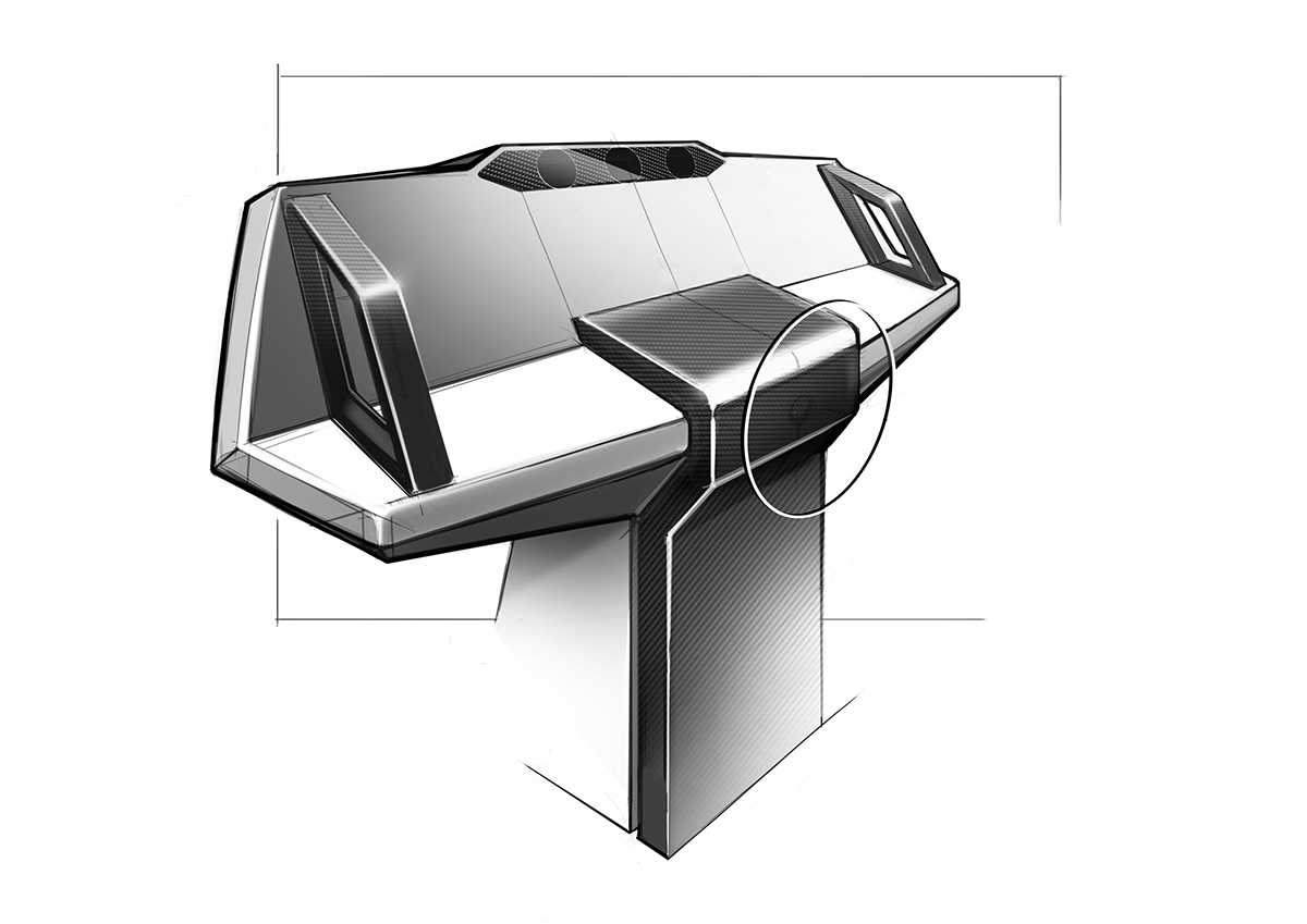 47 FOOT CONCEPT YACHT BY NANTES ATLANTIQUE | Yacht Design ...