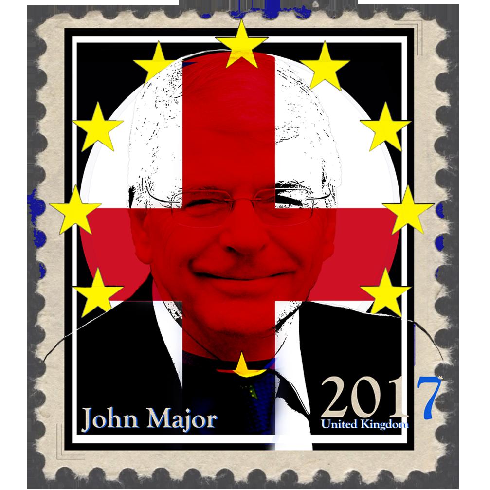 graphic design  typography   Poster Design political design stamps photoshop ILLUSTRATION  Brexit