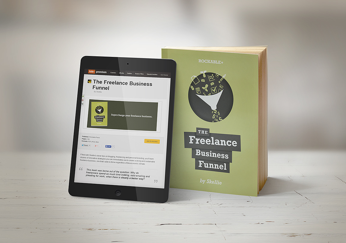 Ebook Mockup Set On Behance