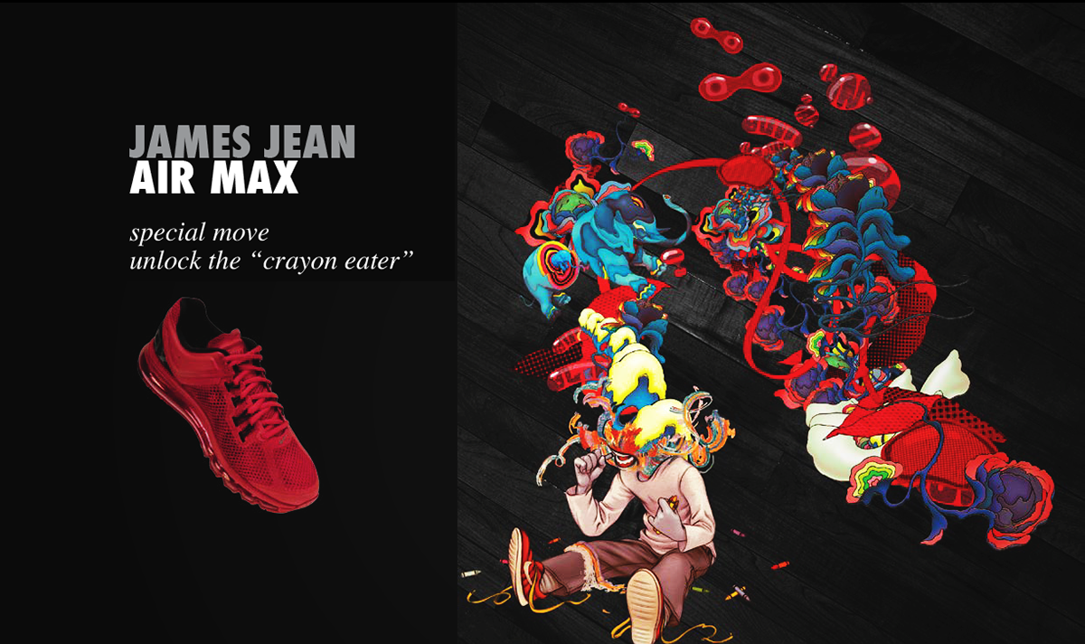 Creative Diection Nike Shoe VJ