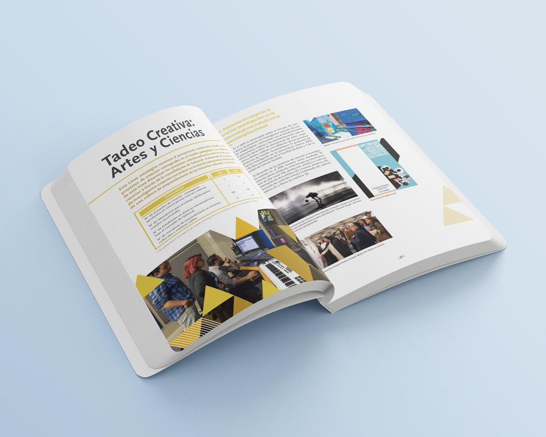 editorial design  Visual Information