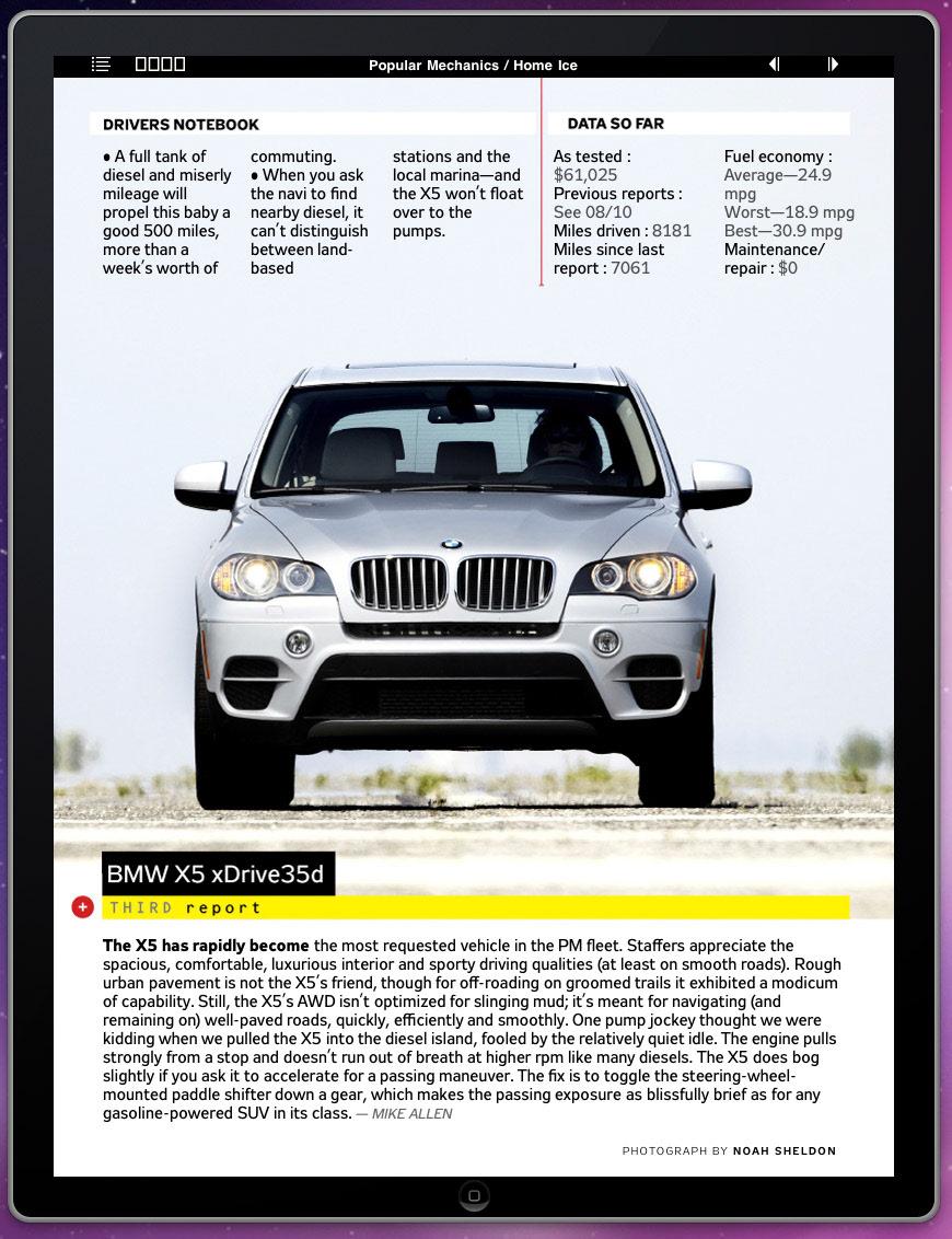 Ipad Magazine Issue