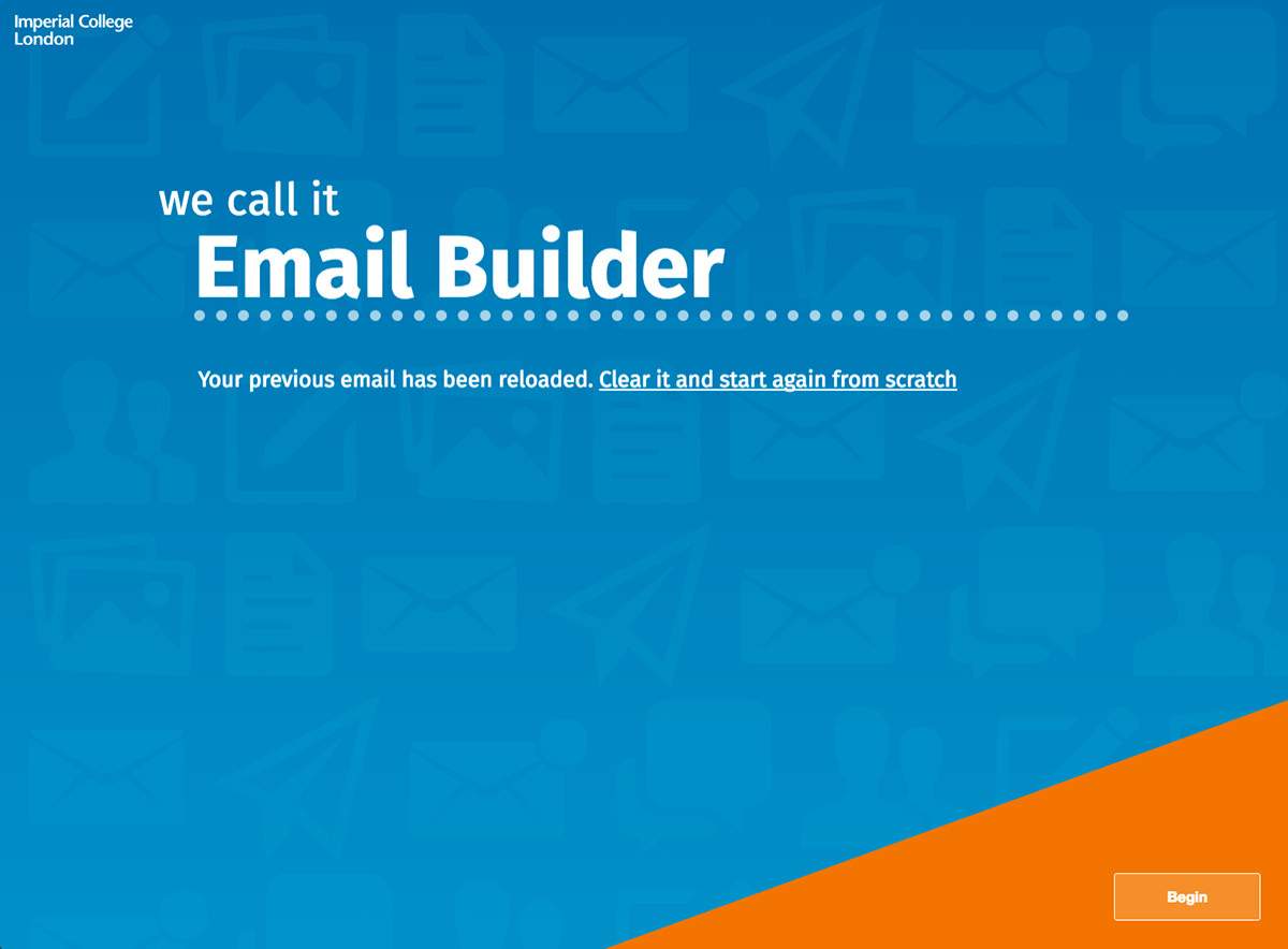 web app html email