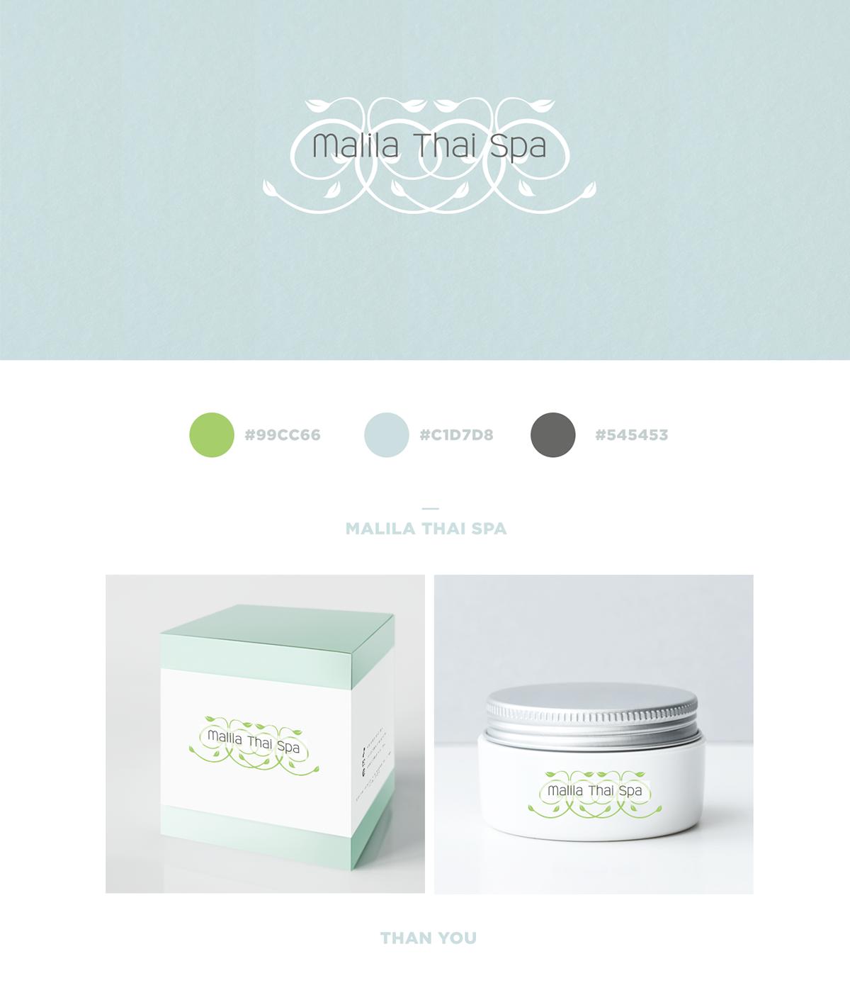 branding  CI Corporate Identity graphic graphic design  product design  Spa