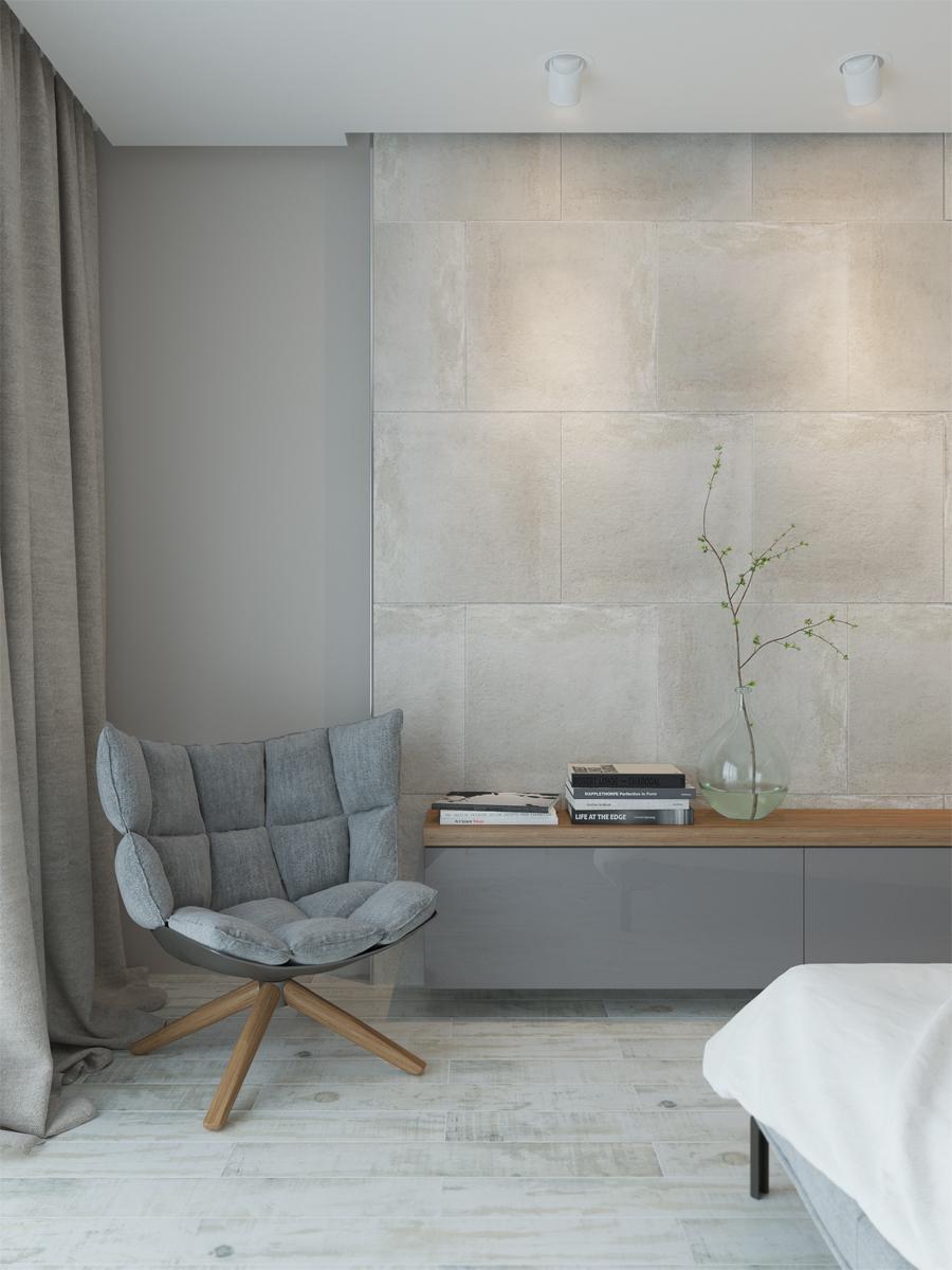 Master bedroom villa north cyprus on behance for Interior design cyprus