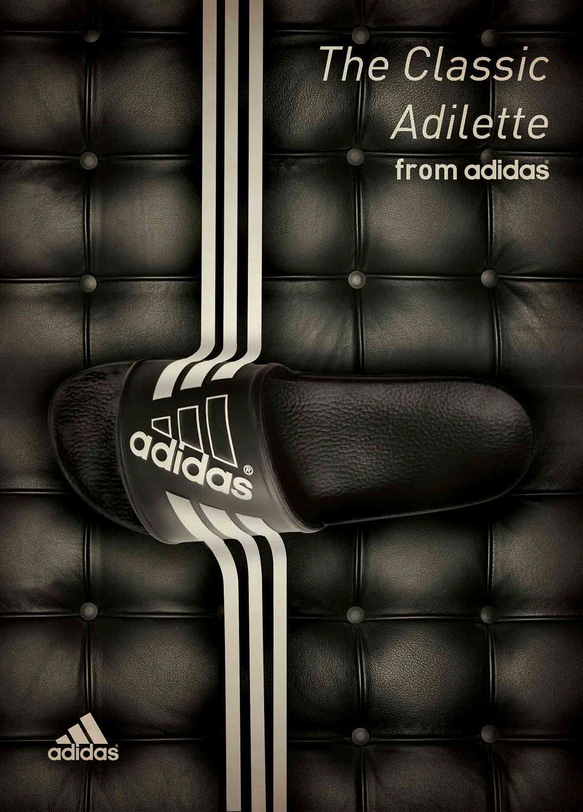 Adidas Print Ad On Behance