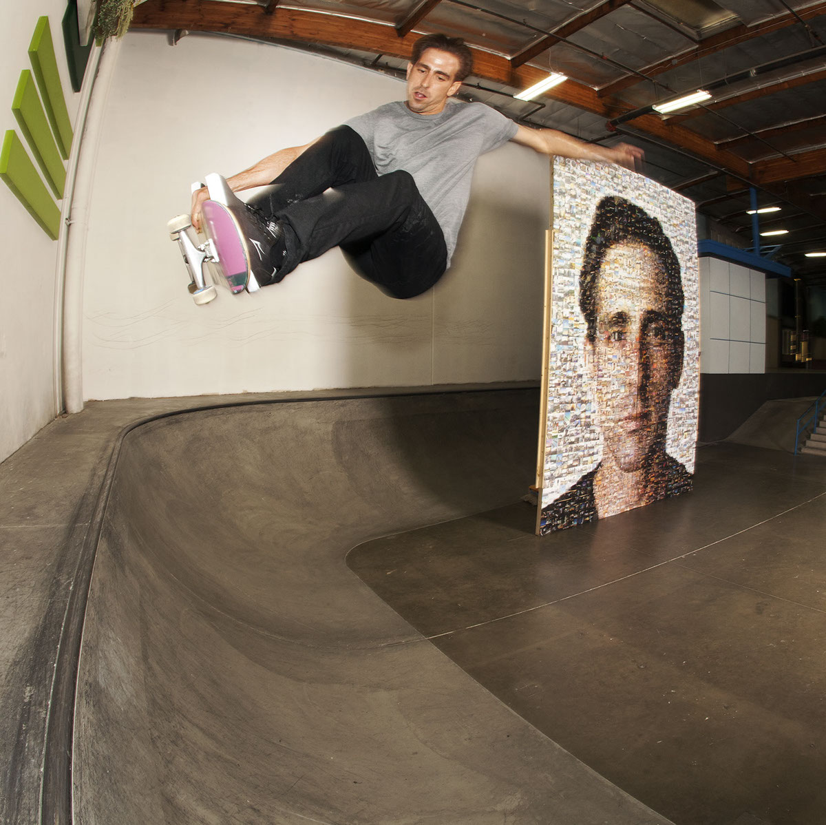 the sport of skateboarding and the culture that embodies the sport Culture before we discuss what constitutes an authentic skate- boarding identity   has addressed how skateboarding differs from mainstream sport in  the ed  templeton skate shoe ad also represents an appeal to an in.