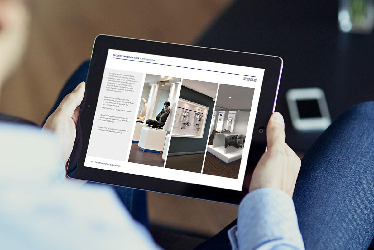edition publication digitale pdf intéractif numérique charte graphique InDesign