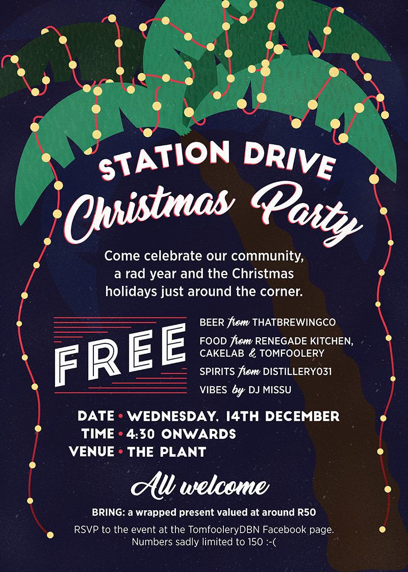 Christmas Party Poster.Christmas Party Poster On Behance