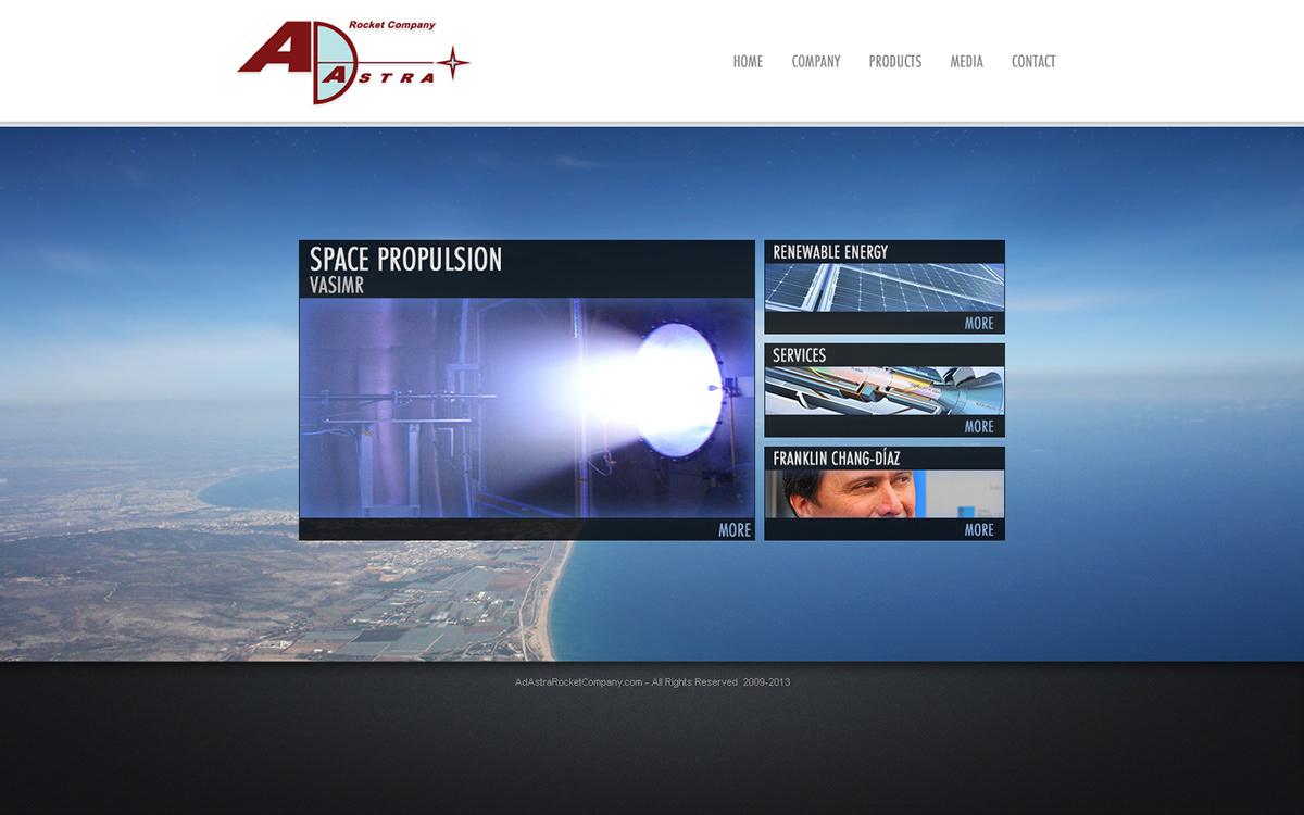 Space Propulsion alternative energy new technologies reasearch development Website Drupal