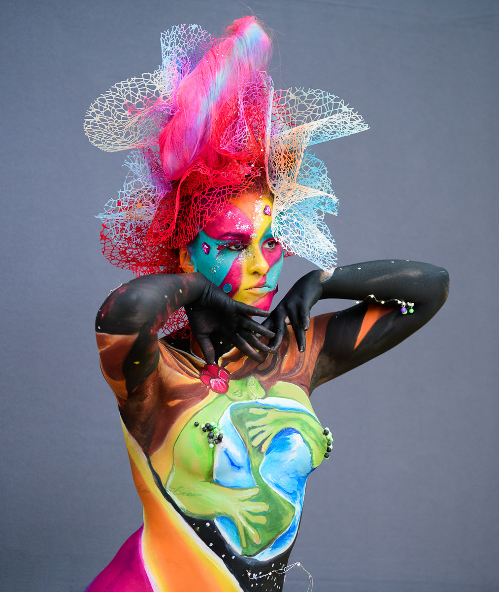 Experience the World Body Painting Festival In Austria