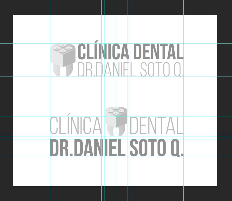 logo clinica dental brand Costa Rica dental clinic